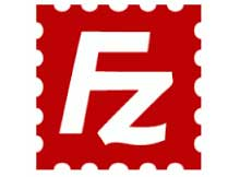 filezilla ftp logo