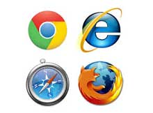 web_browser icons