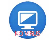 no virus entry