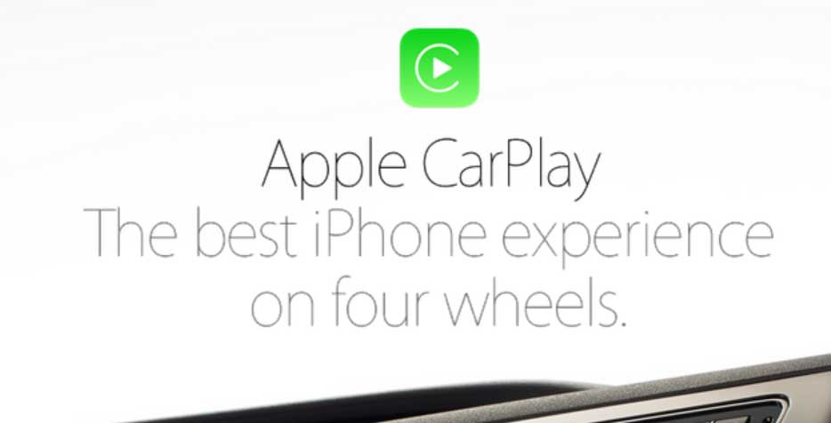 Apple Carplay for iPhone