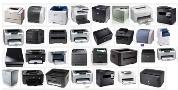 laser-printer photos