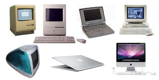 mac evolution