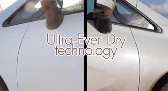 ultra-ever-dry technology
