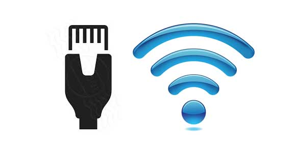 wire wireless icon