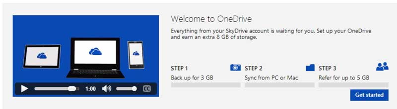 skydrive to onedrive microsoft