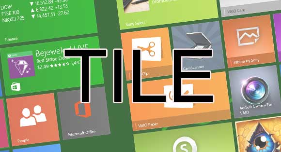 tile windows 8