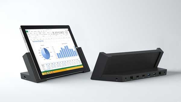 docking station surface pro 3