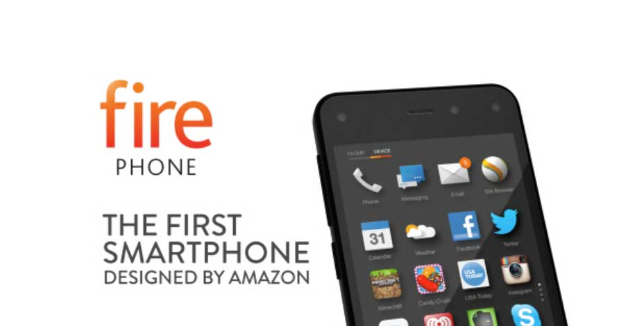 firephone smartphone amazon