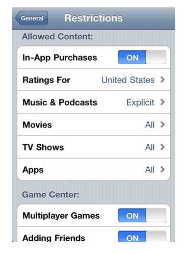in-app-purchase old ios
