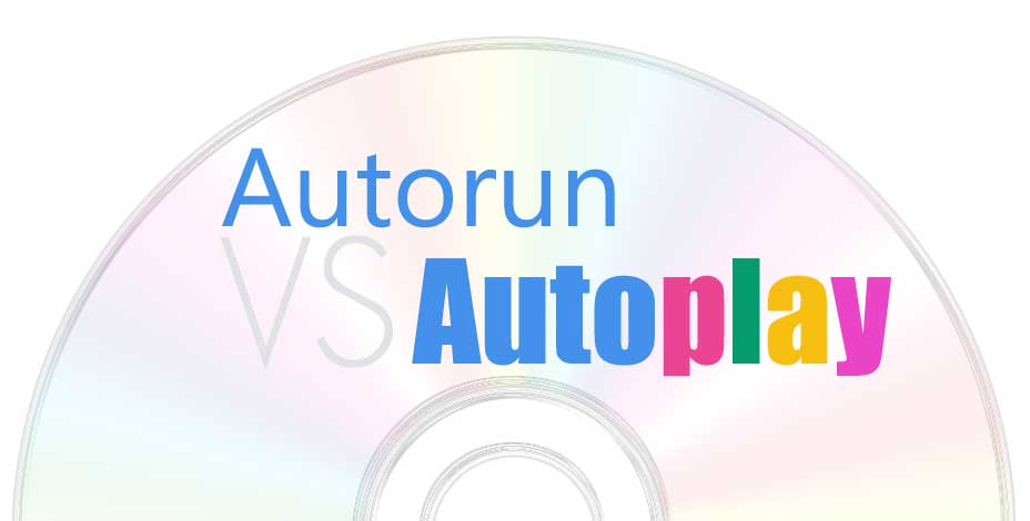 autorun vs autoplay