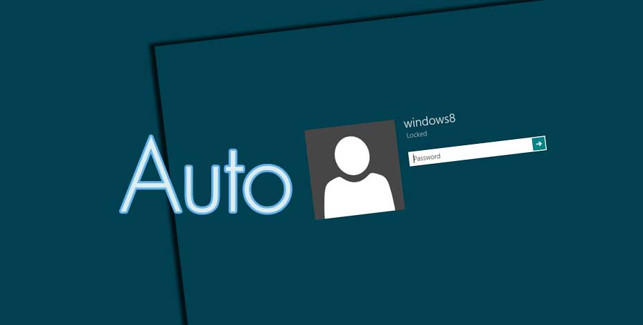 auto-lgoin windows