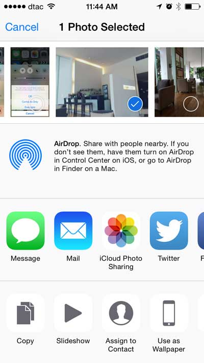 airdrop transfer-file
