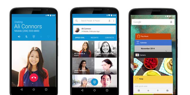 android 5 features