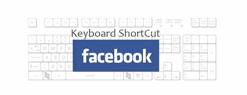 facebook shortcut
