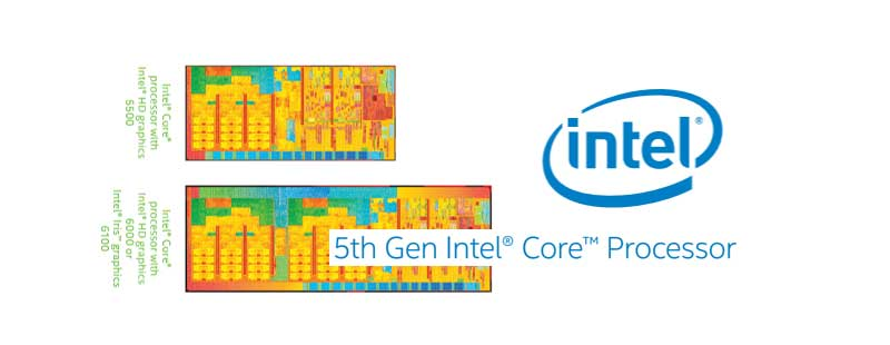 5th gen intel cpu