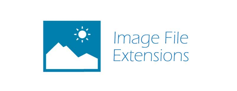 image file extensions