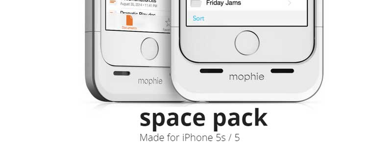 space pack iphone5/5s