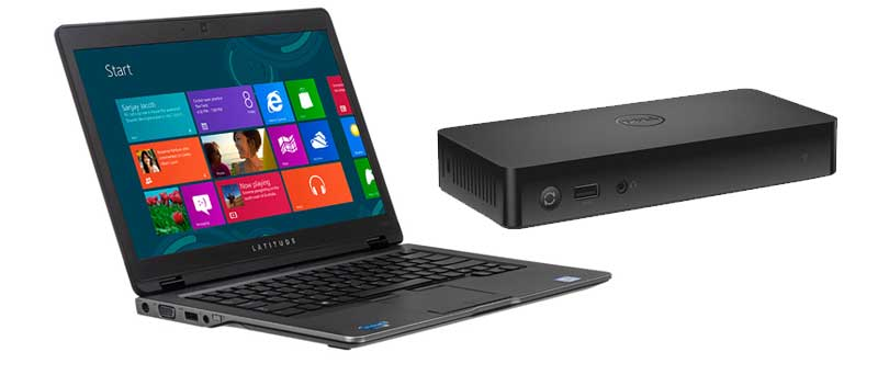 Dell Latitude 6430u & Dock