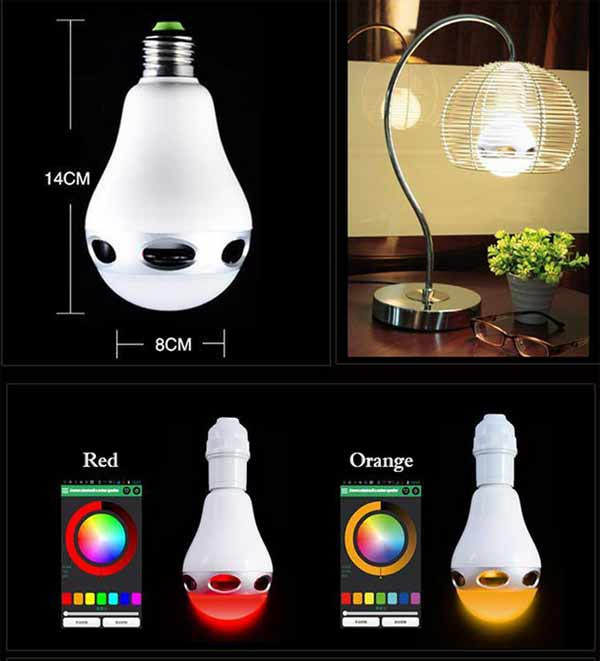 Bluetooth Lamp