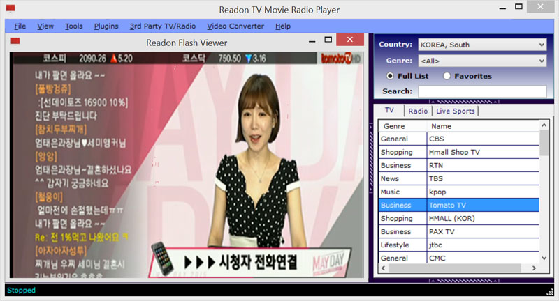 korean tv online