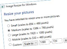 image resizer for windows