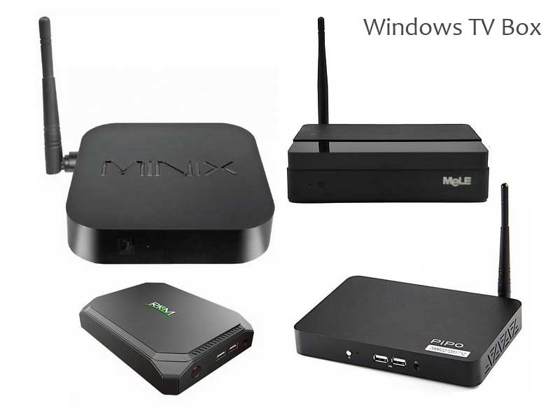 Windows TV box