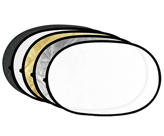 reflector for camera