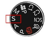 speed shutter mode compact_camera