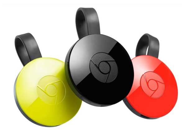 chromecast colors