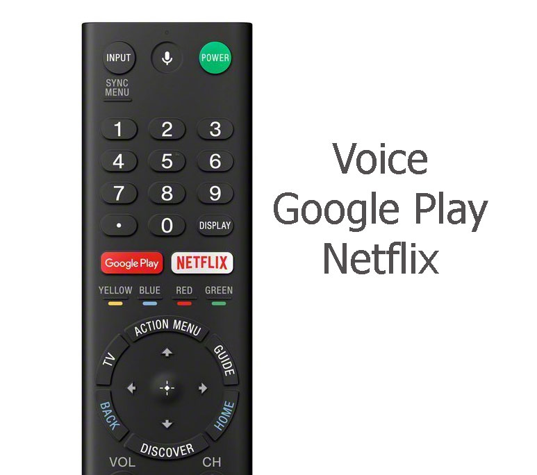 Android remote TV
