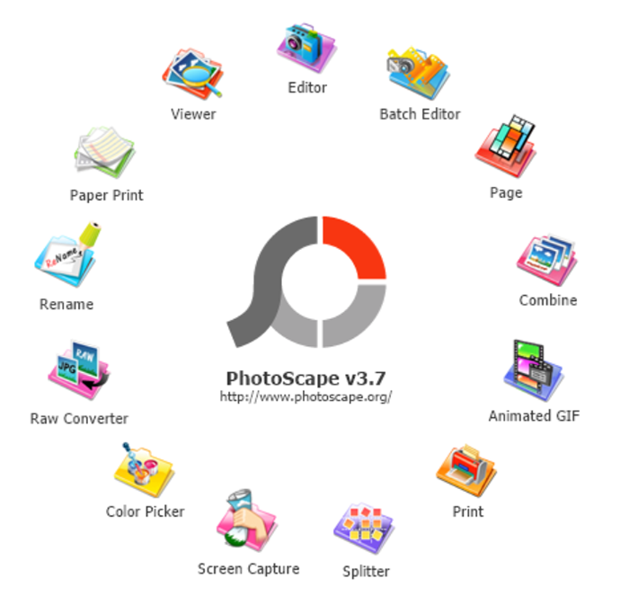 photoscape features