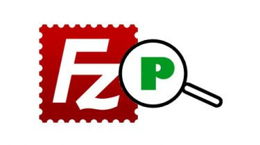 view password FileZilla