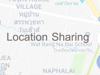 location-sharing