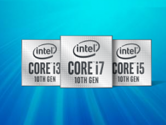 Intel CPU Gen 10